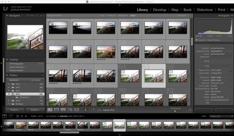lightroom on mac